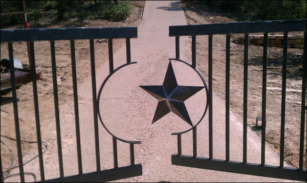 Happy Trails Metalcraft Central Texas Hill Country San